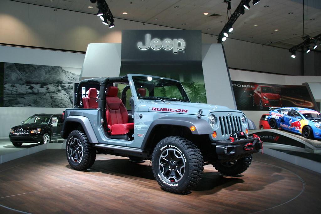 2013 Jeep Wrangler Rubicon 10th Anniversary Edition at 201 ...