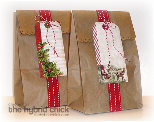 brown paper bag gift bags