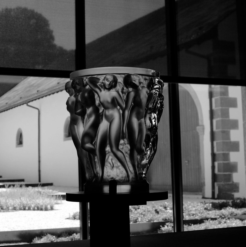 Mus e lalique wingen sur moder the yellowrider flickr - Usine lalique wingen sur moder ...