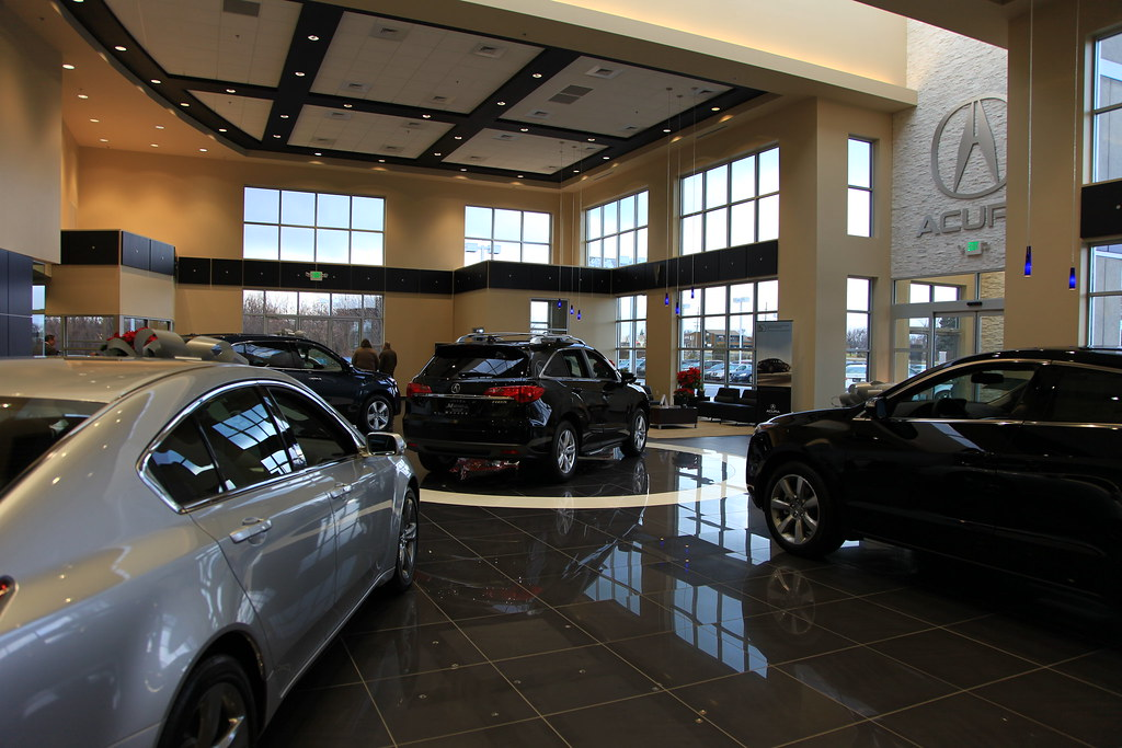 Used Cars Dealerships >> Muller Acura Showroom - Northwest Indiana Car Dealerships | Flickr