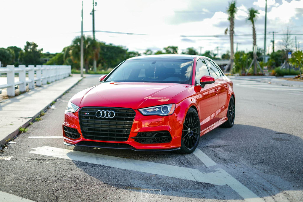 Automotive Rims And Wheels >> So Fresh, So Clean - Audi S3 with FlowForm FF15 Wheels - 6SpeedOnline - Porsche Forum and Luxury ...