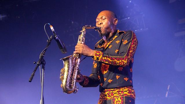 Live à Fip : Tribute to Fela au festival Jazz à la Villette