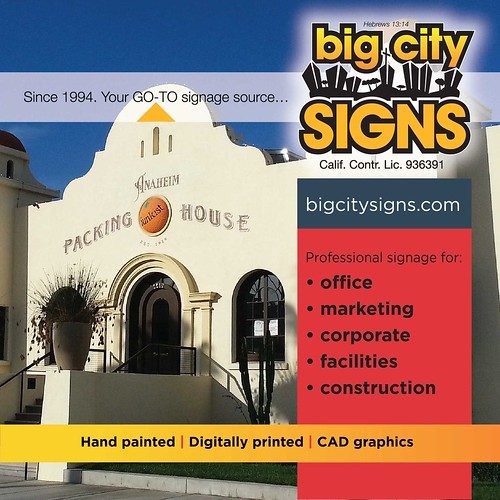 BC SIGNS - SINCE 1994