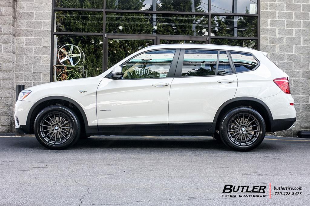 Bmw X3 Tires