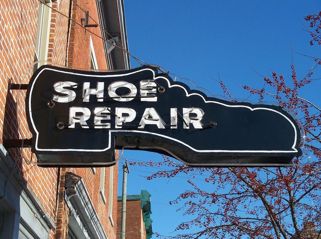 Shoe Repair Delaware