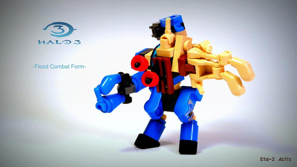 Elite Flood Combat Form | So I decided to redo my flood desi… | Flickr