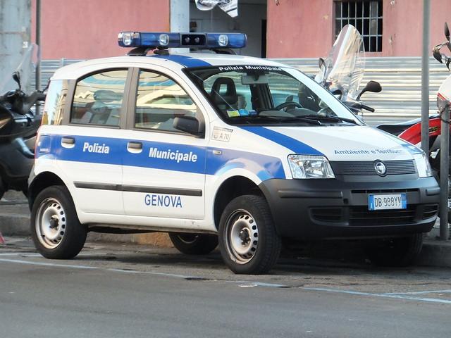 Fiat Panda 4x4 Polizia Flickr Photo Sharing