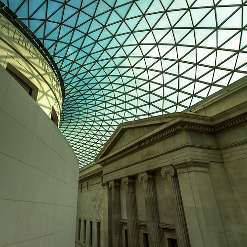 The British Museum, Great Court, London | by s_p_o_c