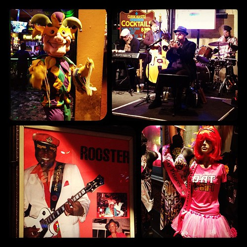 Bourbon Street: Bachelorette parties, live jazz & beads! | by Downtown Traveler