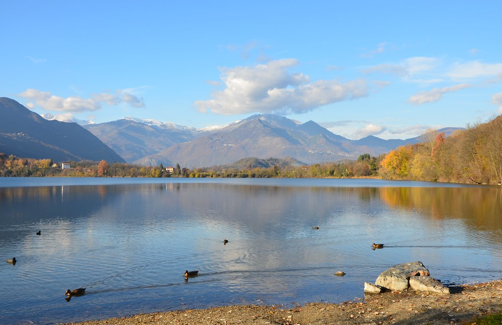Resultado de imagen de lago piccolo di avigliana