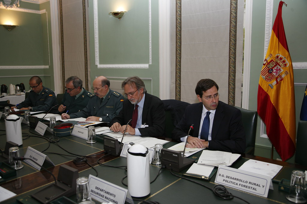 El subsecretario del ministerio del interior luis aguiler for Mail ministerio del interior