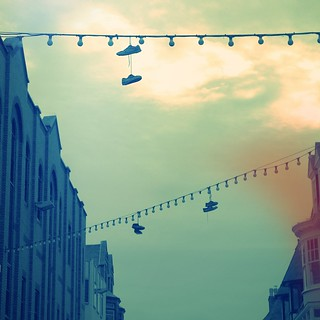 shoes in the sky x 3a | by slightly everything
