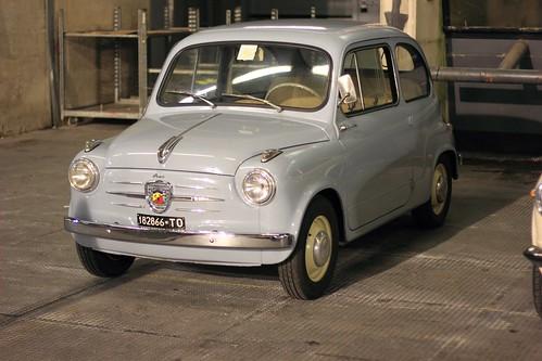 Fiat 750 Derivazione Abarth Alessio Flickr