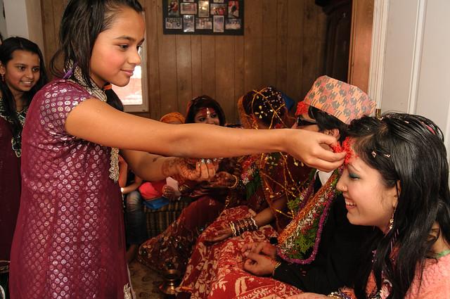 Nepalese Wedding Images