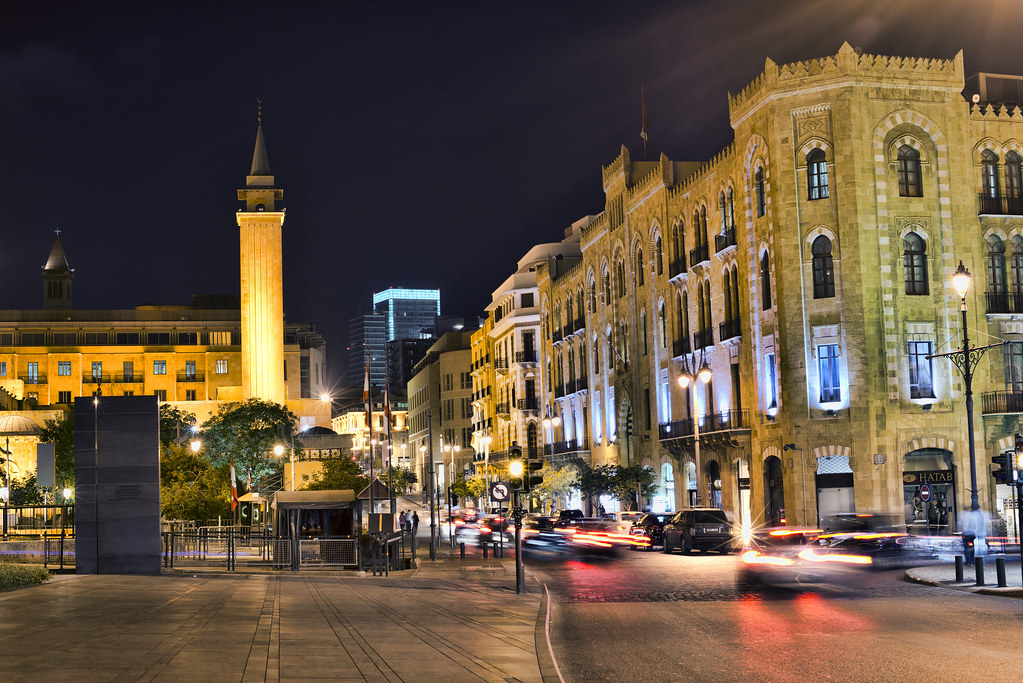Downtown Beirut - by Ahmad Moose Downtown Beirut - by Ahmad Moose