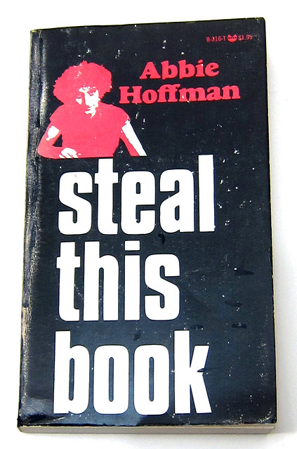 Steal This Book, Hoffman, Abbie