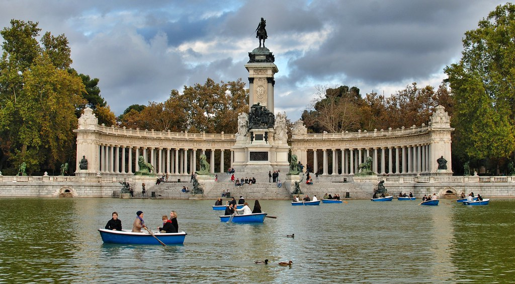 Parque del retiro madrid pierre arnaud kopp flickr for Parques de madrid espana