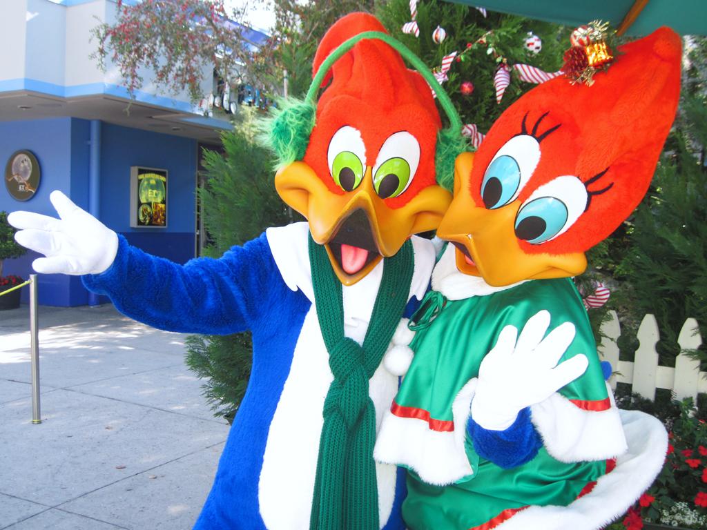 Woody And Winnie Woodpecker Woody Woodpecker S Kidzone