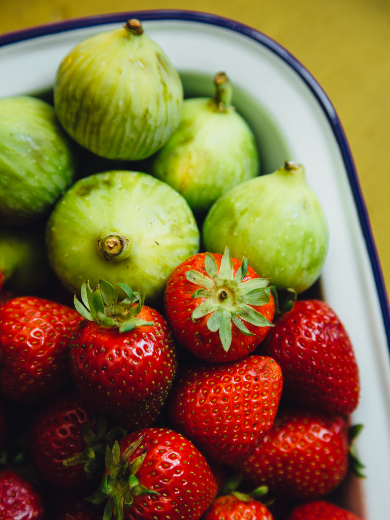 Strawbs and figs