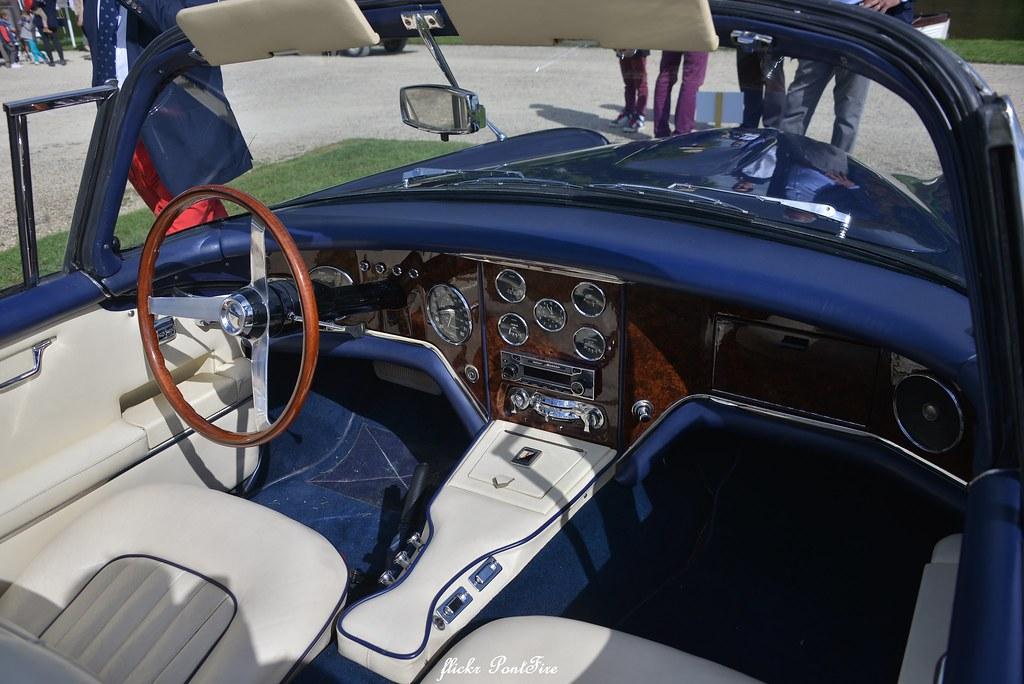 1957 Facel Vega FV2B cabriolet