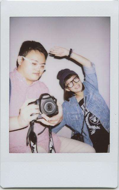 Fujifilm Instax Mini 8 Samples