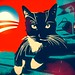Black Cats for Obama!