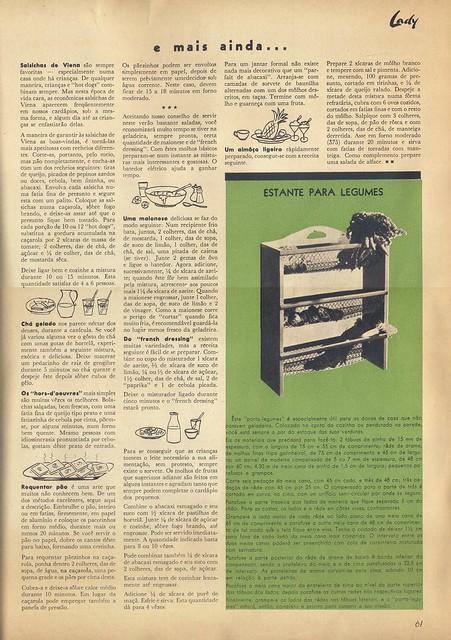 Lady, Nº 5, Fevereiro 1957 - 62