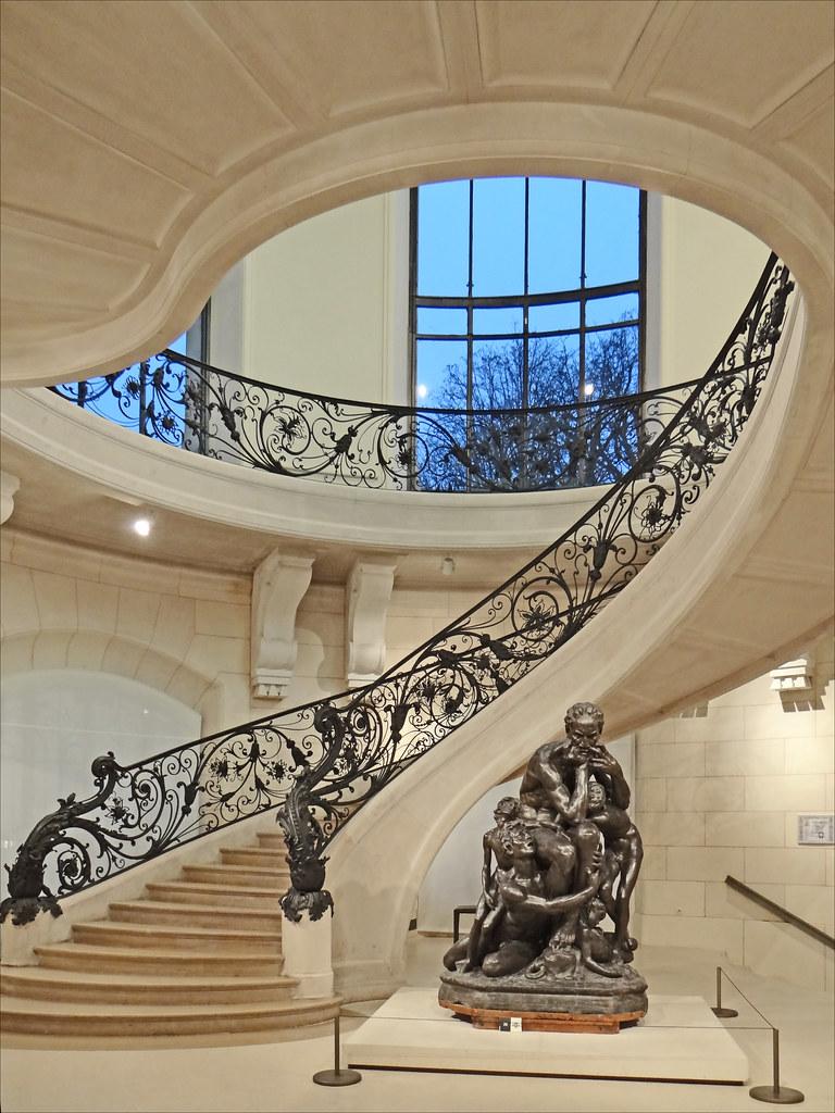 rotonde du petit palais paris la ferronnerie est un l m flickr. Black Bedroom Furniture Sets. Home Design Ideas