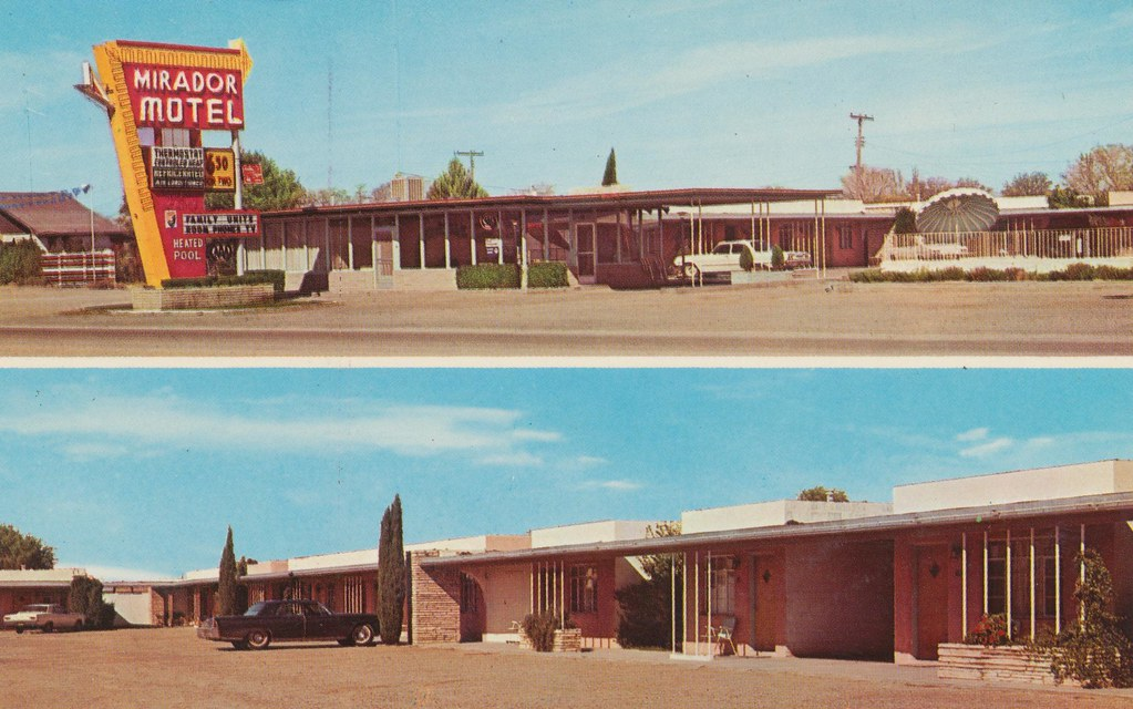 Mirador Motel - Deming, New Mexico