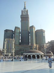Abraj Al-Bait Towers - Royal Clock Hotel Tower - Mecca