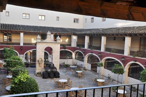 Hotel bodega real el puerto de santa mar a patio interior pablo monteagudo flickr - Hotel bodega real el puerto ...