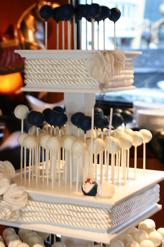 Nautical Cake Pop Display | by Sweet Lauren Cakes