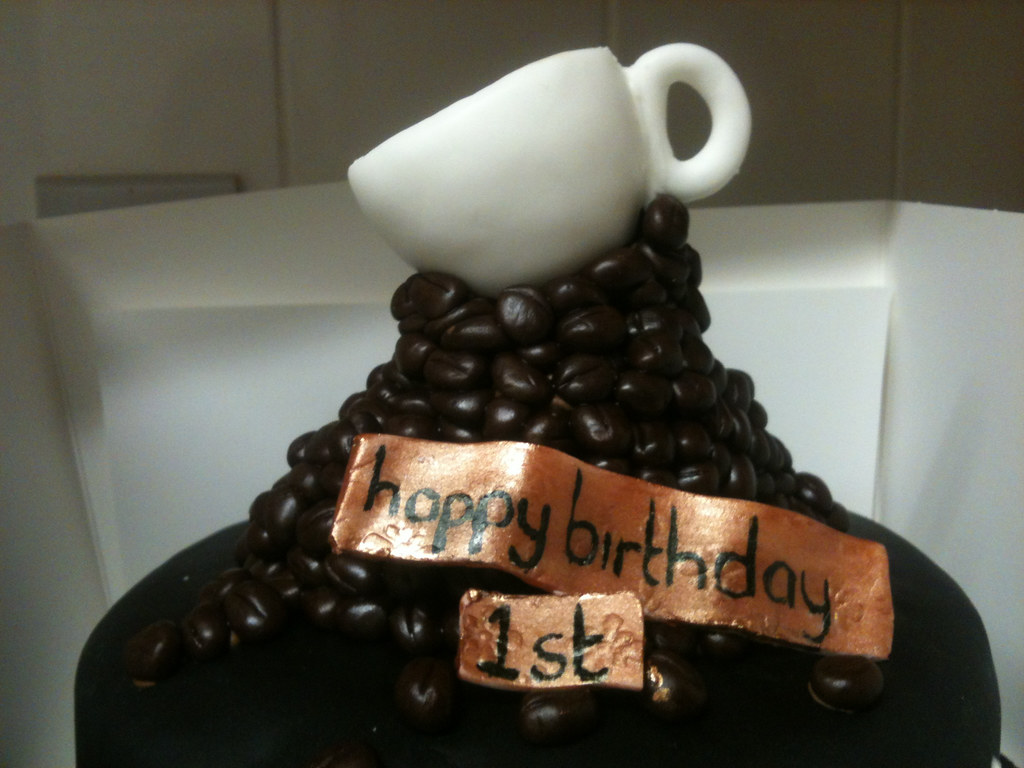 Coffee And Cake Theme Party