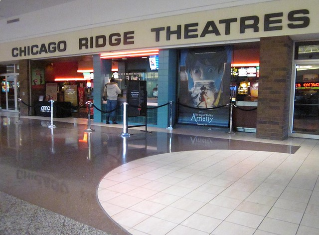 AMC Loews Chicago Ridge 6 - Movies & Showtimes. Chicago Ridge Mall Chicago Ridge, IL view on google maps. Show movies for: Today. Select Date. Today ; Tomorrow ; THEATERS NEARBY This list scrolls as you navigate. AMC Ford City S. Cicero Ave. Chicago, IL