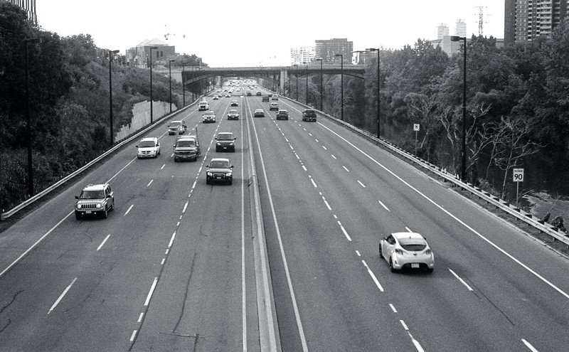 DVP Looking South