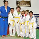 Un nuevo año de clases de Judo
