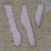 Stencil Letter W