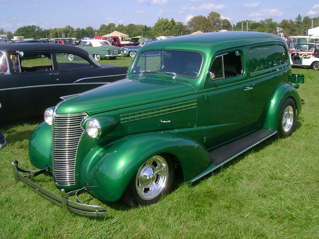 What Is Sedan Car >> 1938 Chevy Sedan Delivery | Rodder's Journal Vintage Speed &… | Flickr
