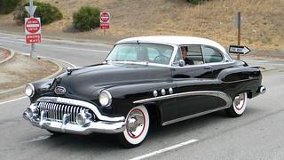 1952 buick super 2 door hardtop 1 photographed at the for 1952 buick special 2 door