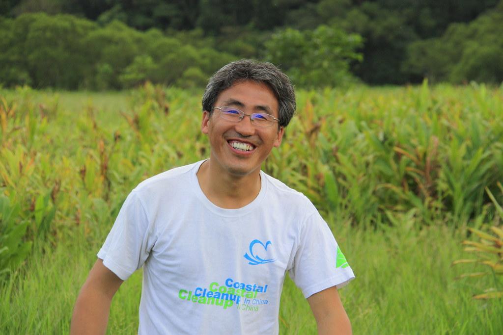 上海仁渡海洋公益發展中心創辦人-劉永龍
