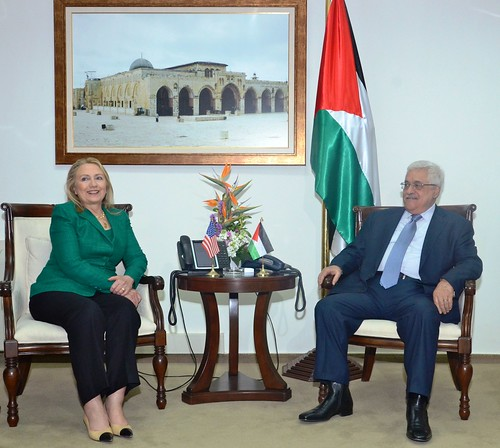 Secretary Clinton Meets With Palestinian Authority President Abbas | by U.S. Department of State