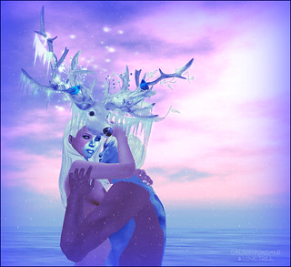 Fabulously Free in SL - Soul Searching at the Madpea The Enchanted Frost Hunt | by Love Trill
