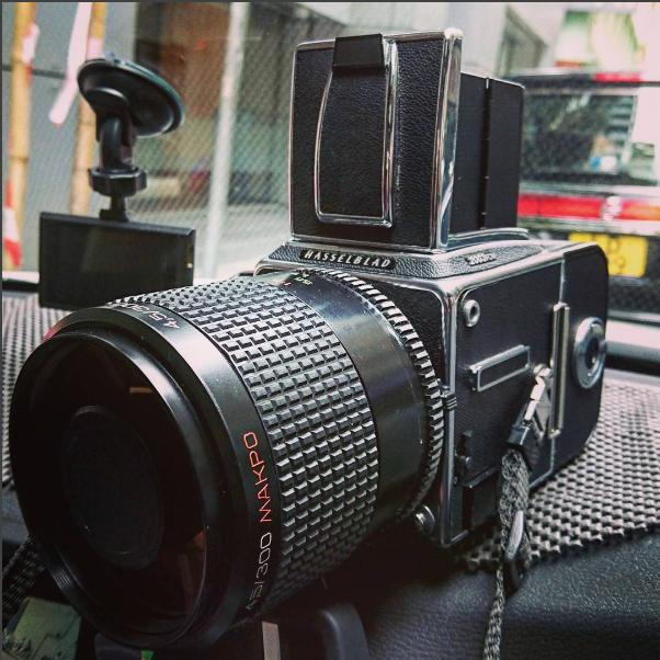 Rubinar 300mm f4.5 哈蘇級攝力