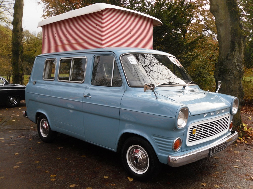 Ford Camper Van >> 1971 Ford Transit Camper Van - LWB 282K | Sold for £3,584 Sp… | Flickr