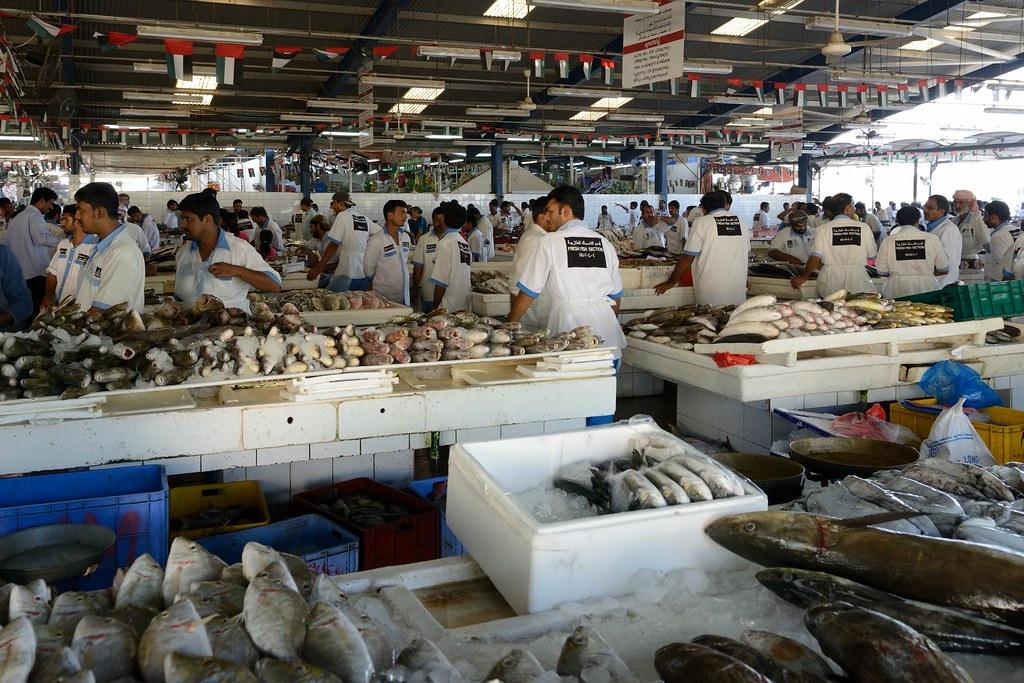 Dubai fish market 1 john alexander flickr for White fish market