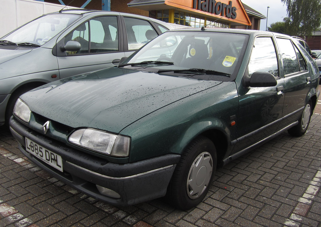 1994 renault 19 biarritz turbo d a nice example the enqui flickr. Black Bedroom Furniture Sets. Home Design Ideas
