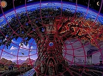 Gaia By Alex GreyGaia Alex Grey