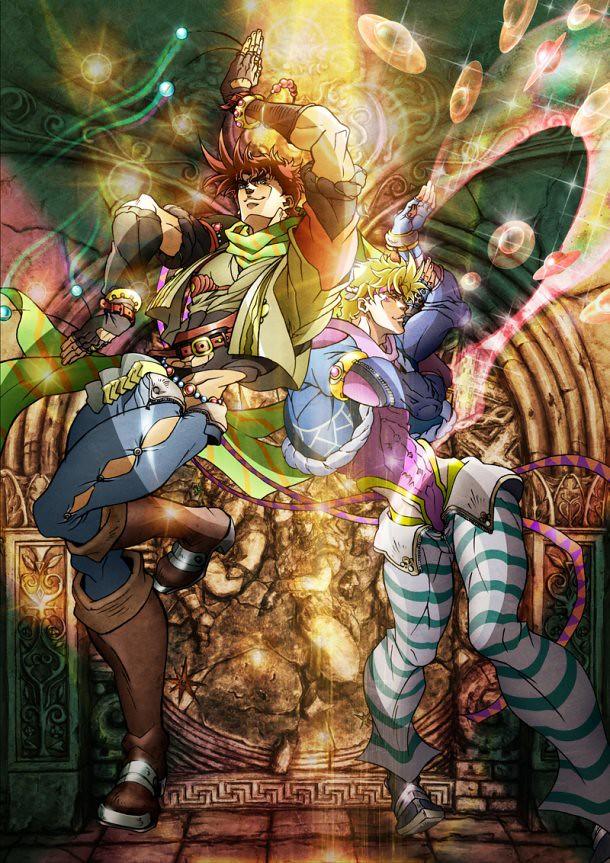 121119(3) -  電視動畫版《JoJo的奇妙冒險 第二部 -戰鬥潮流-》將從12月播出,主角聲優陣容大公開!【12/7更新】