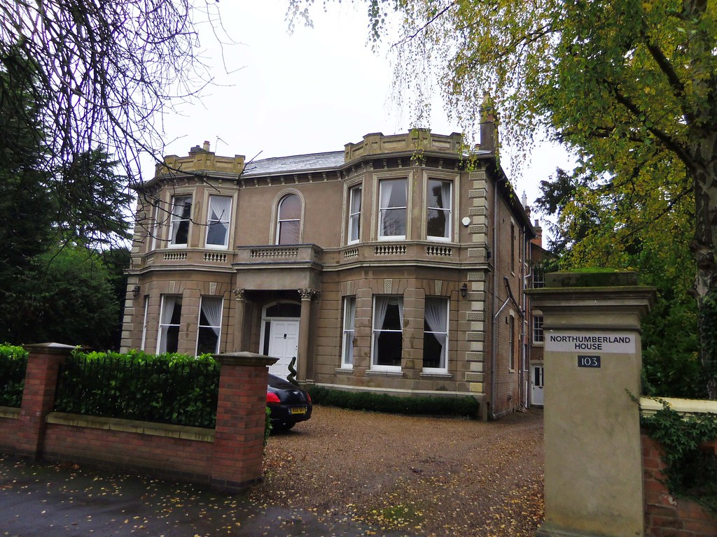 103 northumberland road 39 northumberland house 39 leamington for Modern homes leamington