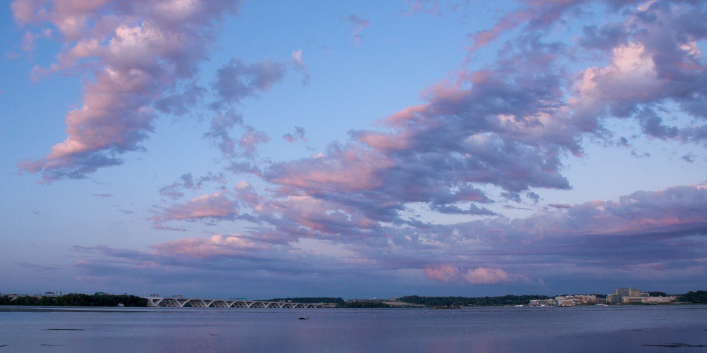Cotton Candy Clouds at Sunset   Geoff Livingston   Flickr